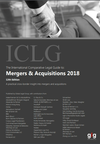 Mergers & Acquisitions 2018.