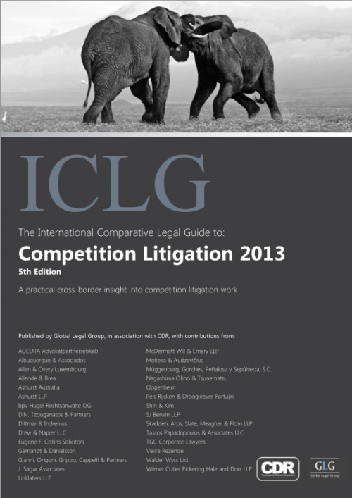 Competition litigation - 2013 - Hungary