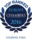 Chambers and Partners EU - 2016 2